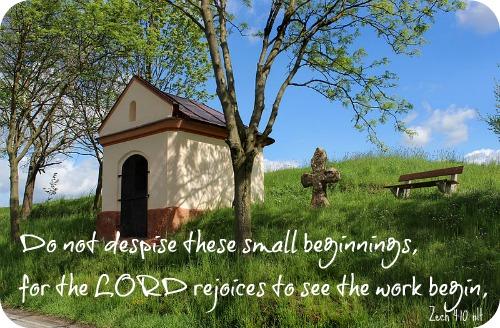 Věžnice,_small_chapel